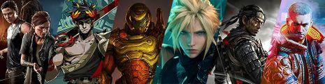 Cover Les meilleurs jeux vidéo de 2020