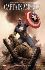 Couverture Théâtre de guerre - Captain America (100% Marvel), tome 4