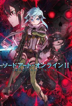 Affiche Sword Art Online II