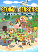 Jaquette Story of Seasons: Pioneers of Olive Town