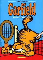 Couverture Garfield prend du poids - Garfield, tome 1
