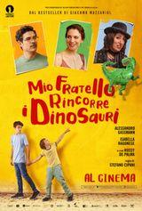 Affiche Mon frère chasse les dinosaures