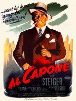 Affiche Al Capone