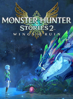 Jaquette Monster Hunter Stories 2: Wings of Ruin