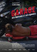 Affiche Garage, des moteurs et des hommes