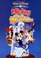 Affiche Mickey : Le Club des méchants