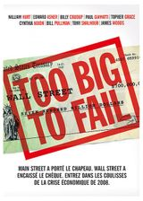 Affiche Too Big to Fail
