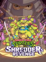 Jaquette Teenage Mutant Ninja Turtles: Shredder's Revenge