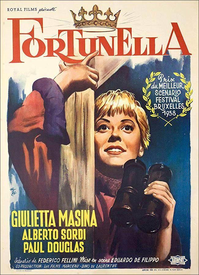 Fortunella - Film (1958) - SensCritique