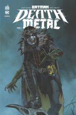 Couverture Batman : Death Metal, tome 3
