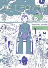 Couverture Une brève histoire du Robo-Sapiens, tome 1
