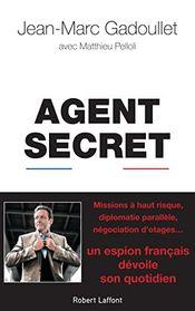Couverture Agent secret