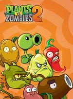 Jaquette Plants vs. Zombies 2