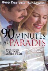 Affiche 90 minutes au paradis