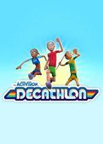 Jaquette The Activision Decathlon