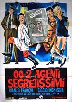 Affiche 002 agents secrets