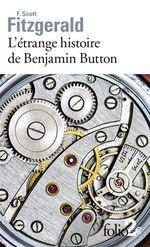 Couverture L'Étrange Histoire de Benjamin Button