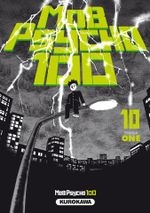 Couverture Mob Psycho 100, tome 10