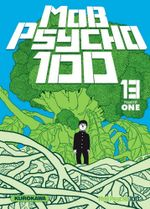 Couverture Mob Psycho 100, tome 13