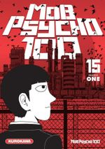 Couverture Mob Psycho 100, tome 15