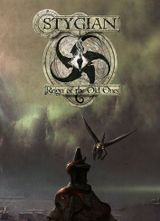 Jaquette Stygian: Reign of the Old Ones