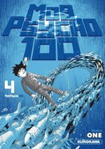 Couverture Mob Psycho 100, tome 4