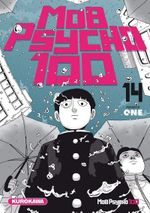 Couverture Mob Psycho 100, tome 14