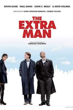 Affiche The Extra Man