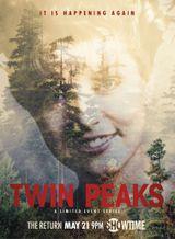 Affiche Twin Peaks
