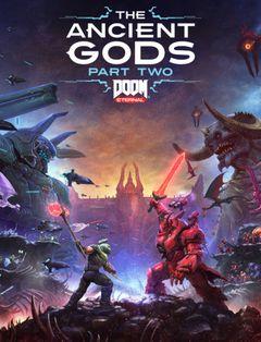 Jaquette Doom Eternal: The Ancient Gods - Part Two