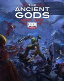 Jaquette Doom Eternal : The Ancient Gods - Part One