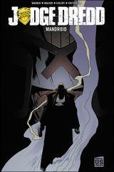 Couverture Judge Dredd : Mandroid
