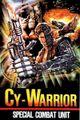 Affiche Cy Warrior