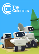 Jaquette The Colonists