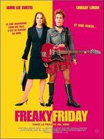 Affiche Freaky Friday - Dans la peau de ma mère