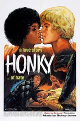Affiche Honky