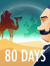 Jaquette 80 Days
