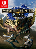 Jaquette Monster Hunter Rise