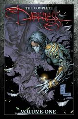 Couverture The Complete Darkness, volume 1