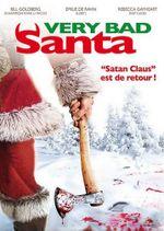 Affiche Very Bad Santa