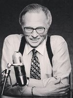 Photo Larry King