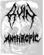 Pochette Ruin / Anthropic (EP)