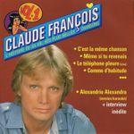 Pochette Claude François : L'Histoire de sa vie, ses plus belles chansons, Vol. 1