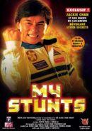 Affiche Jackie Chan : My Stunts