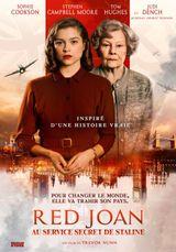 Affiche Red Joan - Au service secret de Staline