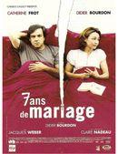 Affiche 7 ans de mariage