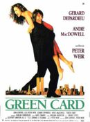 Affiche Green Card
