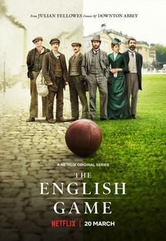 Affiche The English Game