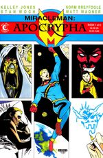 Couverture Miracleman: Apocrypha