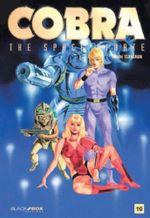 Couverture Cobra The Space Pirate (Black Box), tome 10
